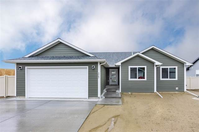 1507 Rancho Vista Avenue, Billings, MT 59105 (MLS #301621) :: Realty Billings