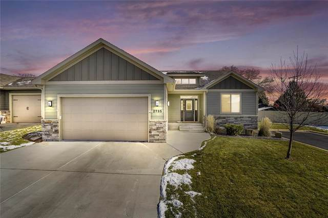 2735 Arrowhead Meadows, Billings, MT 59102 (MLS #301638) :: Realty Billings