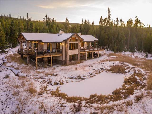 1470 W. Beaver Creek Road, Other-See Remarks, MT 59716 (MLS #301660) :: MK Realty