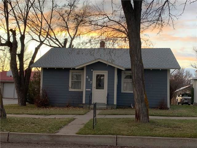 417 4th St West, Roundup, MT 59072 (MLS #301663) :: MK Realty