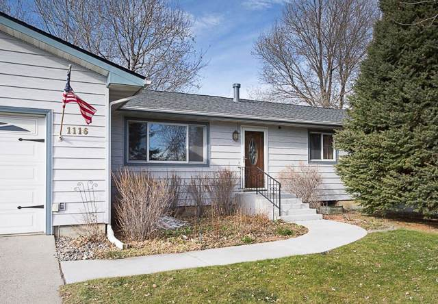 1116 Babcock Boulevard, Billings, MT 59105 (MLS #301676) :: Realty Billings