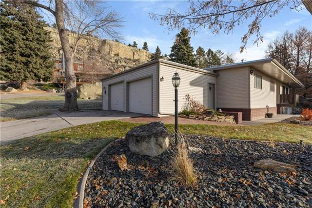 3103 Lohof Drive, Billings, MT 59102 (MLS #301690) :: The Ashley Delp Team