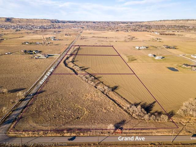 62nd St W & Grand Avenue, Billings, MT 59106 (MLS #301713) :: The Ashley Delp Team