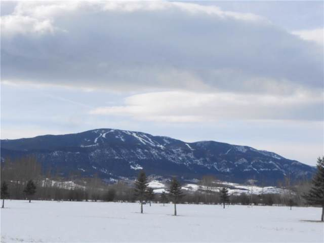 2635 Greenough, Red Lodge, MT 59068 (MLS #301719) :: MK Realty