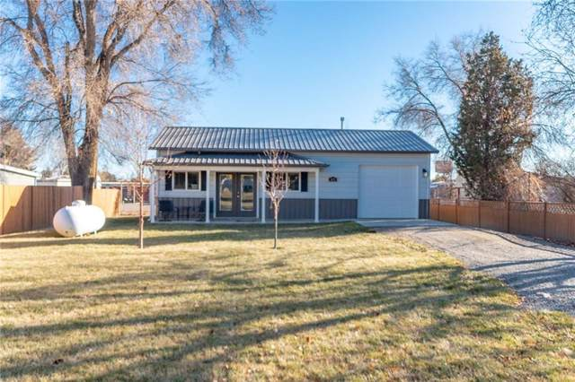 815 Lake Elmo Drive, Billings, MT 59105 (MLS #301754) :: Realty Billings