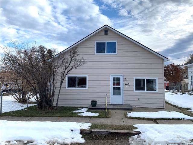 406 Grant Avenue S, Red Lodge, MT 59068 (MLS #301756) :: MK Realty