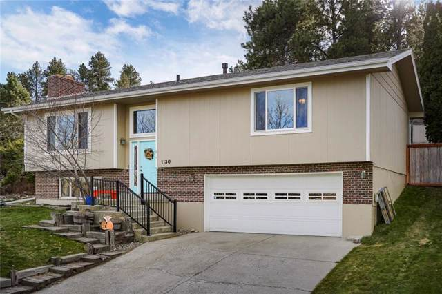 1130 Evergreen Drive, Billings, MT 59105 (MLS #301758) :: Realty Billings