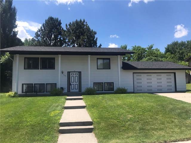 536 Wigwam, Billings, MT 59105 (MLS #301799) :: Realty Billings