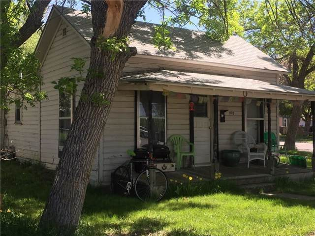 803 N 26th St, Billings, MT 59101 (MLS #301816) :: MK Realty