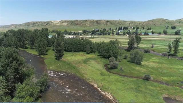 37 Acres Highway 78, Absarokee, MT 59001 (MLS #301820) :: Realty Billings