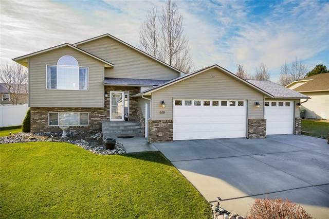 620 Black Diamond Road, Billings, MT 59105 (MLS #301869) :: MK Realty