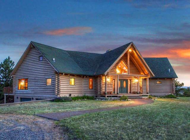 87 Granite Peak Road, Columbus, MT 59068 (MLS #301876) :: MK Realty