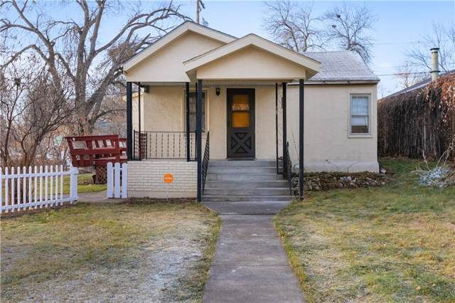 1130 N 23rd, Billings, MT 59101 (MLS #301929) :: MK Realty