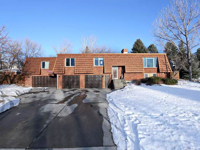 2019 Saint Andrews Drive, Billings, MT 59105 (MLS #301956) :: MK Realty