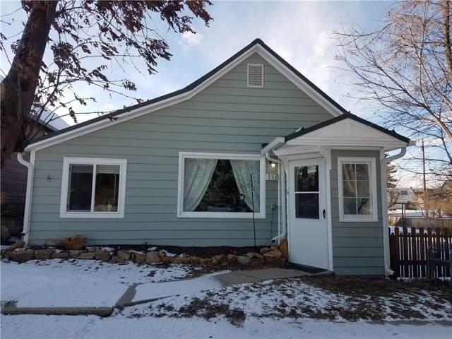 117 S Haggin Avenue, Red Lodge, MT 59068 (MLS #301962) :: Realty Billings