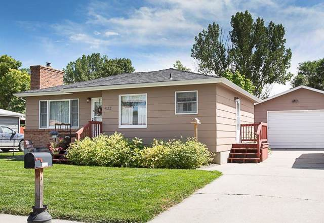 4122 Phillip Street, Billings, MT 59101 (MLS #301973) :: MK Realty