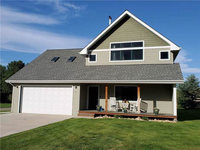 7 Lindsay Lane, Red Lodge, MT 59068 (MLS #301995) :: MK Realty