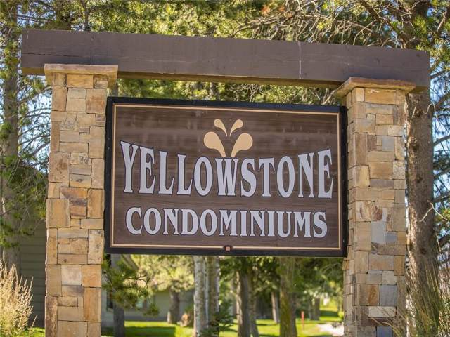 74 Yellowstone Spur Rd., Other-See Remarks, MT 59716 (MLS #302033) :: Search Billings Real Estate Group