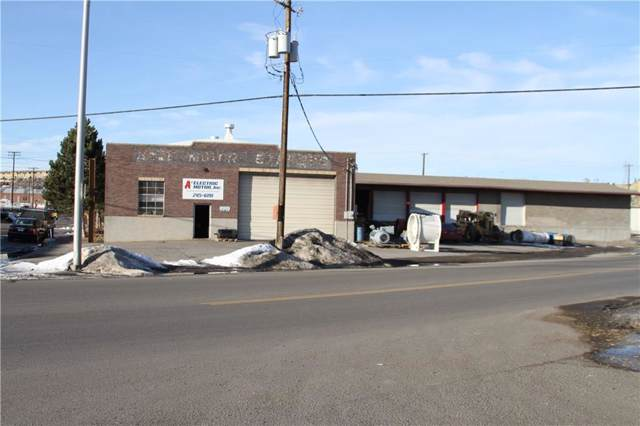 2025 1st S, Billings, MT 59101 (MLS #302044) :: Realty Billings