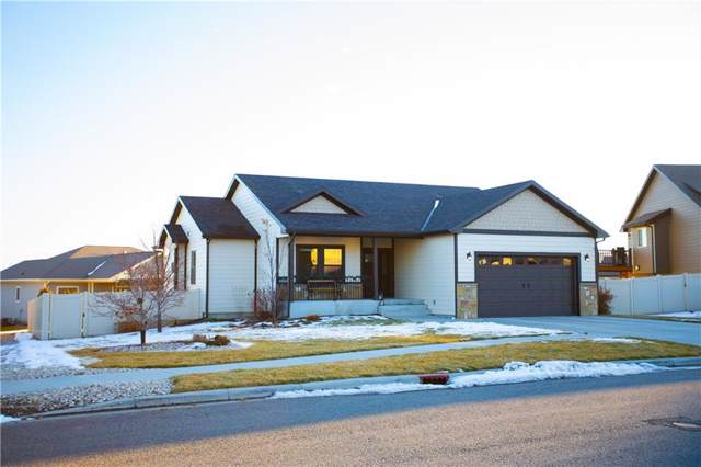 3031 Western Bluffs Blvd, Billings, MT 59106 (MLS #302049) :: The Ashley Delp Team