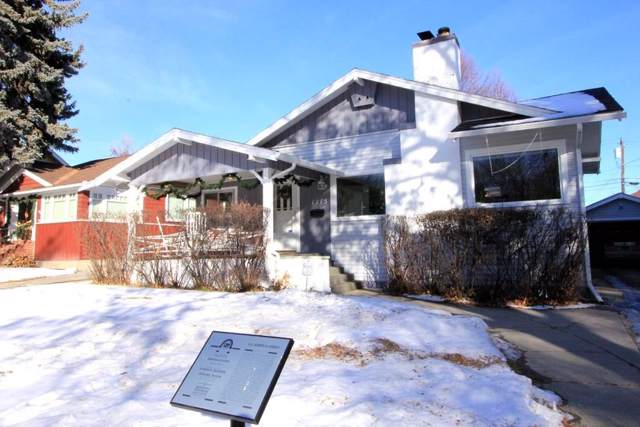 1115 N. 31st, Billings, MT 59101 (MLS #302069) :: MK Realty