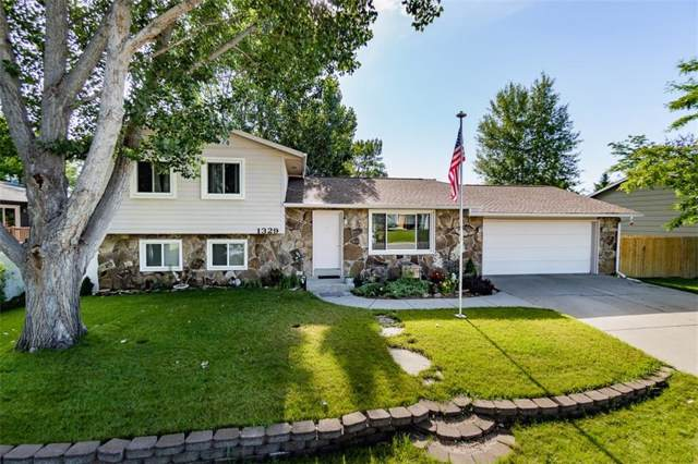 1329 Patriot Street, Billings, MT 59105 (MLS #302070) :: MK Realty