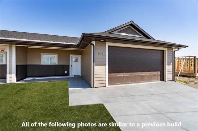 6421 Signal Peak Avenue, Billings, MT 59106 (MLS #302106) :: Realty Billings