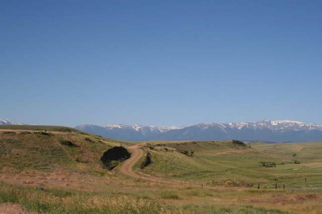 LOT 31 Crow Child Trail, Absarokee, MT 59001 (MLS #302125) :: The Ashley Delp Team