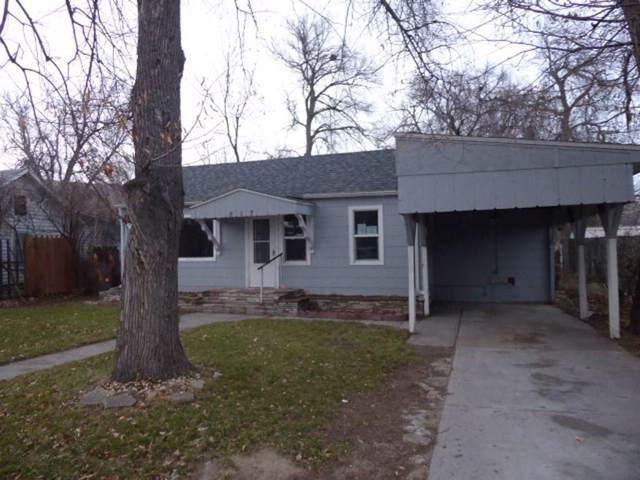 817 N 22nd Street, Billings, MT 59101 (MLS #302147) :: Search Billings Real Estate Group
