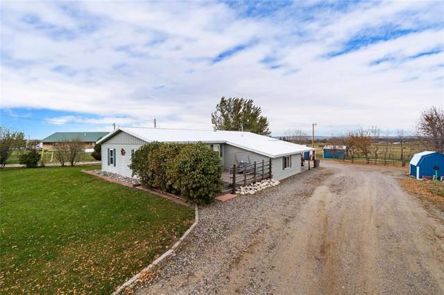 4710 Sharon Rd, Laurel, MT 59041 (MLS #302217) :: The Ashley Delp Team