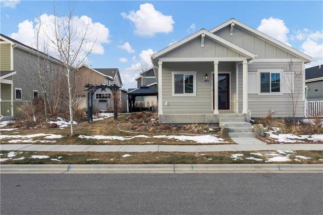 1624 Hidden Cove Lane, Billings, MT 59101 (MLS #302229) :: MK Realty