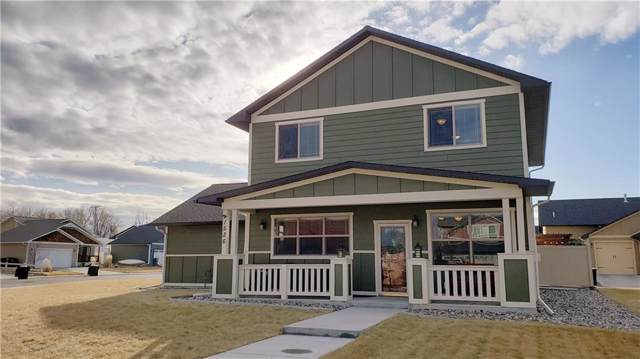 1526 Spring Gulch Way, Billings, MT 59105 (MLS #302240) :: Search Billings Real Estate Group