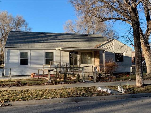 3003 10TH Avenue S, Billings, MT 59101 (MLS #302304) :: The Ashley Delp Team