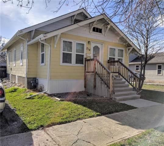 214 Durland Avenue, Laurel, MT 59044 (MLS #302316) :: MK Realty