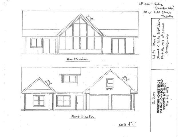 2715 Greenough Way, Red Lodge, MT 59068 (MLS #302354) :: MK Realty