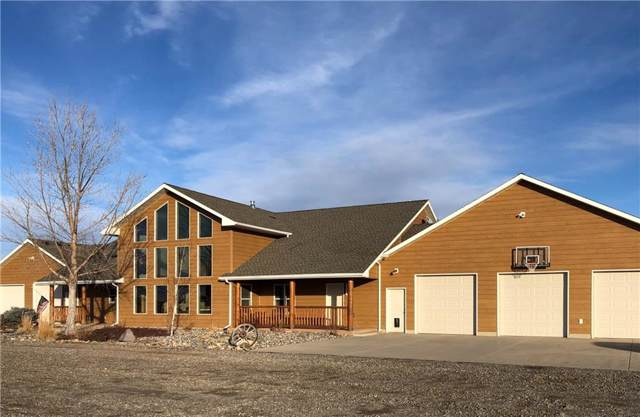 2525 S 30th Road, Pompeys Pillar, MT 59064 (MLS #302366) :: The Ashley Delp Team