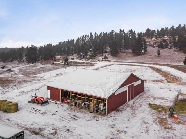221 Hay Coulee Road, Roundup, MT 59072 (MLS #302423) :: The Ashley Delp Team