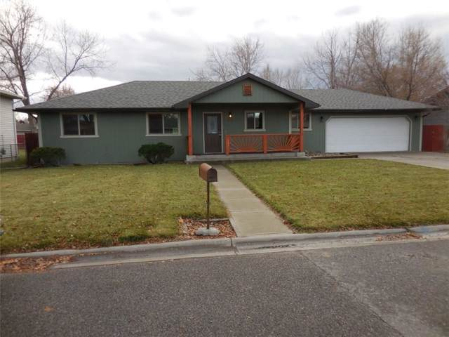 1230 Steffanich Dr, Billings, MT 59105 (MLS #302424) :: Search Billings Real Estate Group