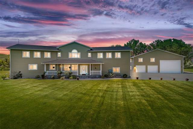 1480 S Canal Circle, Huntley, MT 59037 (MLS #302461) :: Search Billings Real Estate Group