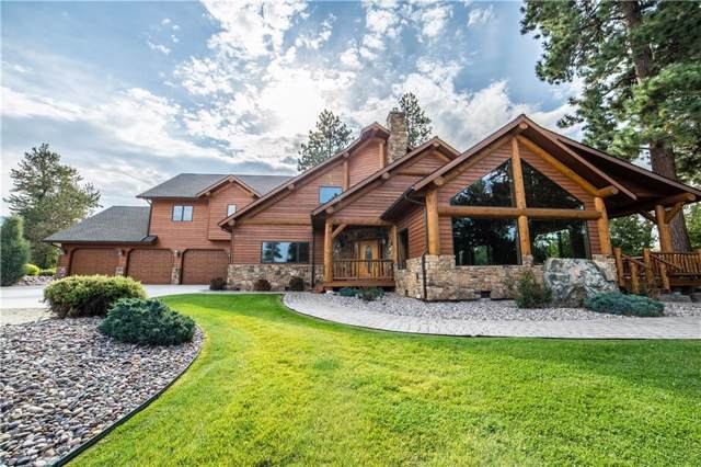 1631 Middle Burnt Fork Road Road, Other-See Remarks, MT 59870 (MLS #302491) :: Search Billings Real Estate Group