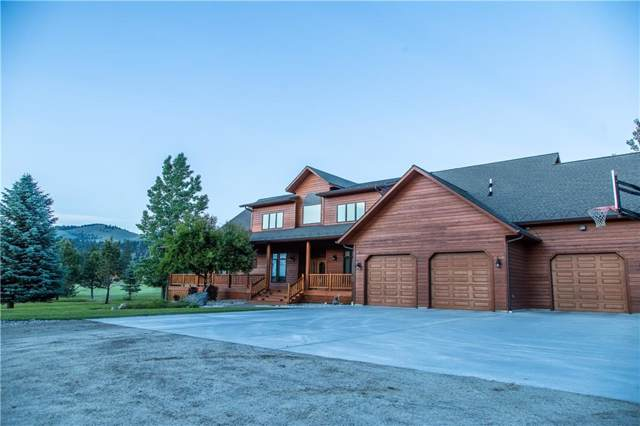 1665 S Burnt Fork Road, Other-See Remarks, MT 59870 (MLS #302498) :: MK Realty