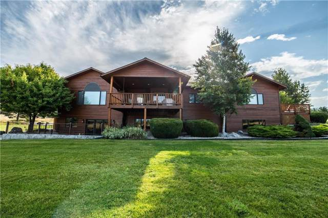 1632 Middle Burnt Fork Road Road, Other-See Remarks, MT 59870 (MLS #302510) :: Search Billings Real Estate Group