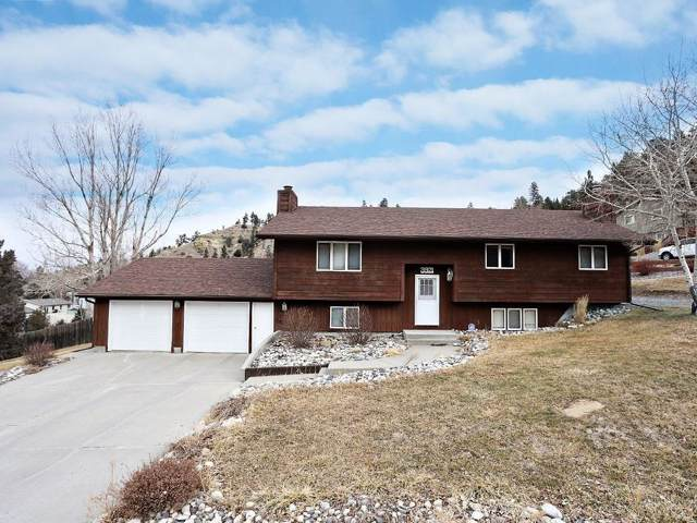 3921 Becraft Lane, Billings, MT 59101 (MLS #302520) :: The Ashley Delp Team