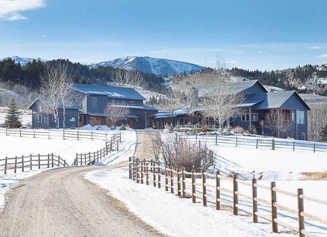 110 Barlow Creek Road, Red Lodge, MT 59068 (MLS #302531) :: MK Realty
