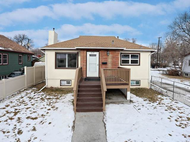 809 Wyoming Ave, Billings, MT 59102 (MLS #302545) :: The Ashley Delp Team