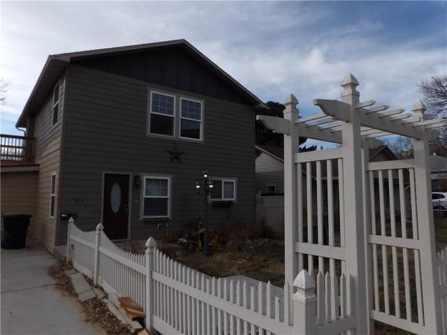 912 N 19th, Billings, MT 59101 (MLS #302546) :: The Ashley Delp Team