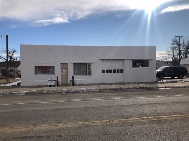 104 Second St Ne, Harlowton, MT 59036 (MLS #302550) :: Search Billings Real Estate Group