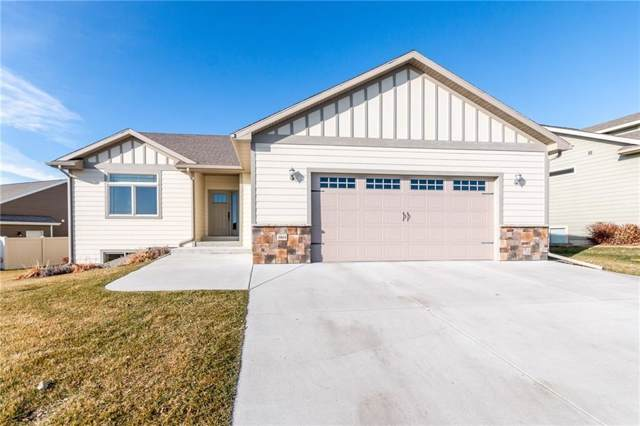 3004 Western Bluffs Boulevard, Billings, MT 59106 (MLS #302556) :: The Ashley Delp Team