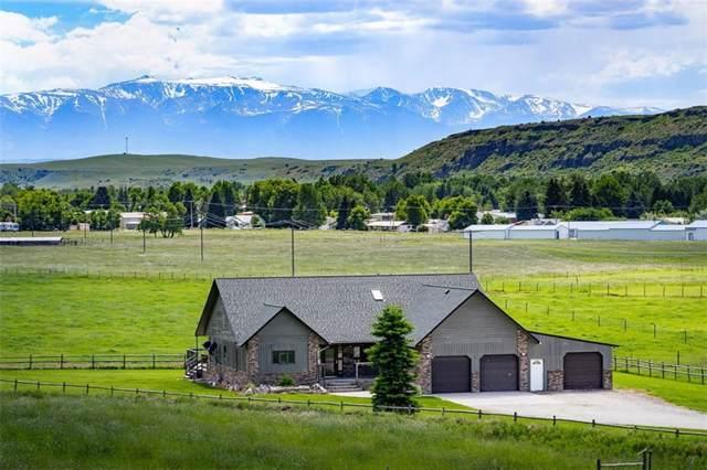 3379 Hwy. 78, Absarokee, MT 59001 (MLS #302558) :: Search Billings Real Estate Group