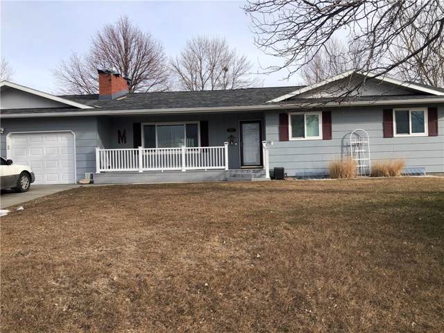 1095 Governors Blvd, Billings, MT 59105 (MLS #302626) :: MK Realty